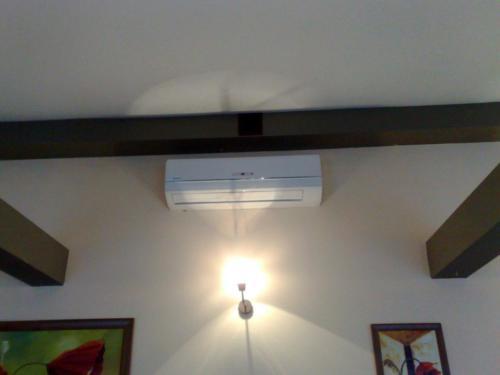 Klimatyzator ścienny - montaż w domu jednorodzinnym