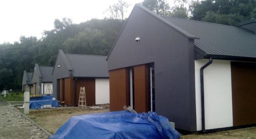 Klimatyzacja zamontowana w nowoczesnym domu pod Krakowem - Kokotów